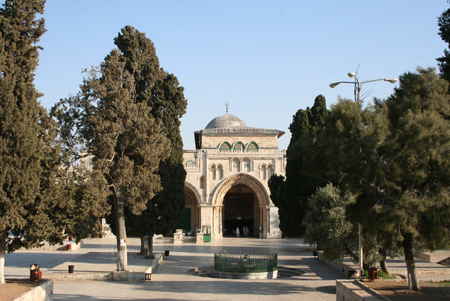 Summer Holiday trip to Al-Quds and Jordan