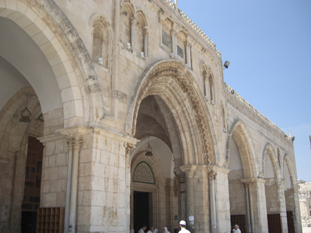 Trip to Al-Quds        –    12 March to 17 March